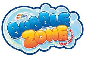 BUBBLE ZONE BUBBLE-TASTIC FUN! GRAFIX
