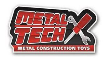 METAL TECH METAL CONSTRUCTION TOYS