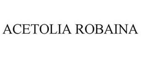 ACETOLIA ROBAINA