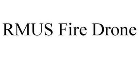 RMUS FIRE DRONE