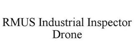 RMUS INDUSTRIAL INSPECTOR DRONE