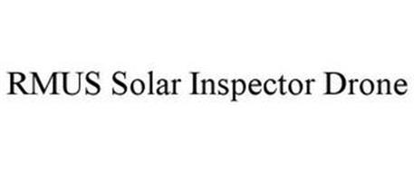 RMUS SOLAR INSPECTOR DRONE