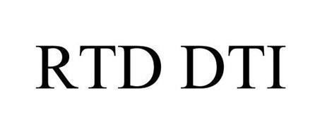 RTD DTI