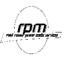RPM ROAD RUNNER POWER MEDIA SERVICES