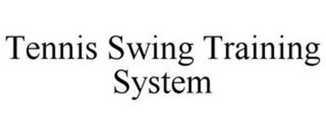 TENNIS SWING TRAINING SYSTEM