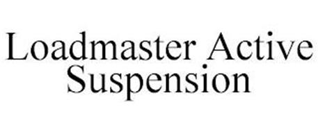 LOADMASTER ACTIVE SUSPENSION