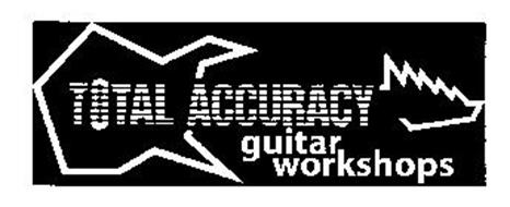 TOTAL ACCURACY GUITAR WORKSHOPS