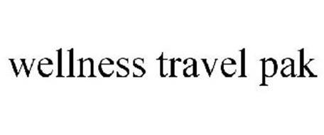 WELLNESS TRAVEL PAK