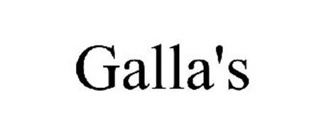 GALLA'S