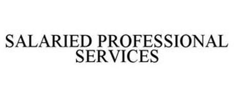 SALARIED PROFESSIONAL SERVICES