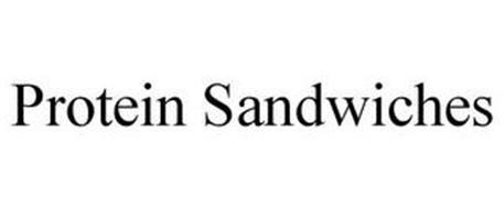 PROTEIN SANDWICHES