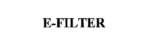E-FILTER