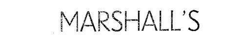 MARSHALL S