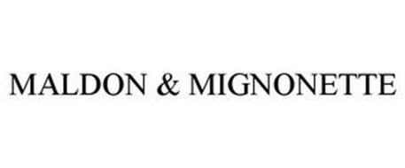 MALDON & MIGNONETTE