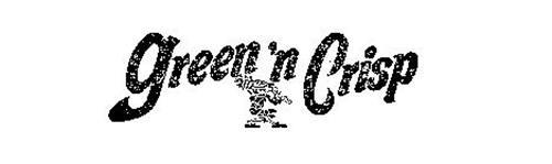 GREEN'N CRISP