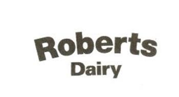 ROBERTS DAIRY