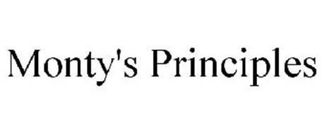 MONTY'S PRINCIPLES