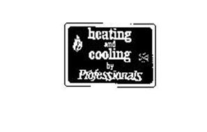 HEATING AND COOLING BY PROFESSIONALS