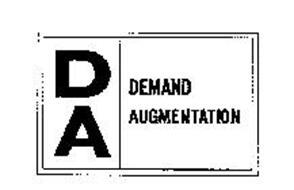 DA DEMAND AUGMENTATION