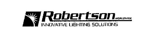 ROBERTSON WORLDWIDE INNOVATIVE LIGHTING SOLUTIONS