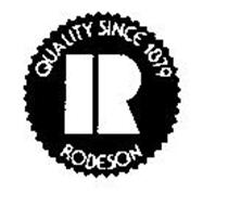 R ROBESON QUALITY SINCE 1879