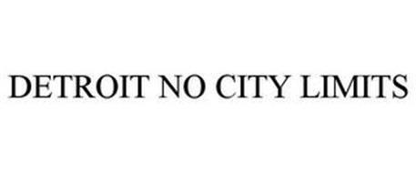 DETROIT NO CITY LIMITS