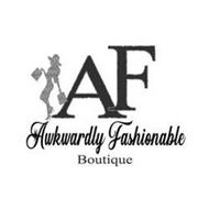 AF AWKWARDLY FASHIONABLE BOUTIQUE