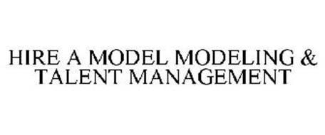 HIRE A MODEL MODELING & TALENT MANAGEMENT