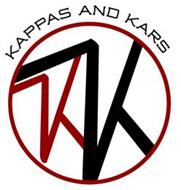 KK KAPPAS AND KARS