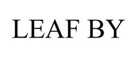 LEAF BY