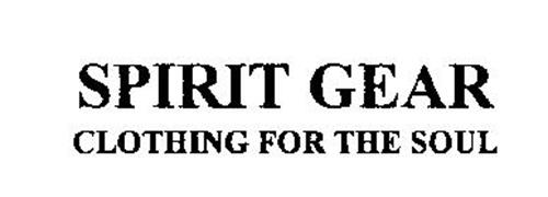 SPIRIT GEAR CLOTHING FOR THE SOUL