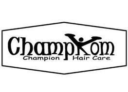 CHAMPKOM CHAMPION HAIR CARE
