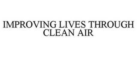 IMPROVING LIVES THROUGH CLEAN AIR