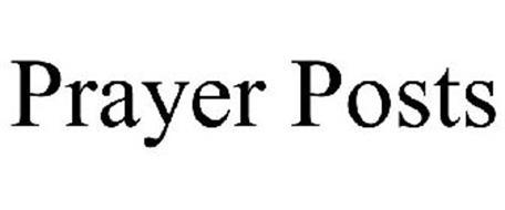 PRAYER POSTS