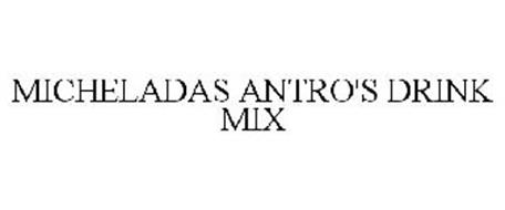 MICHELADAS ANTRO'S DRINK MIX