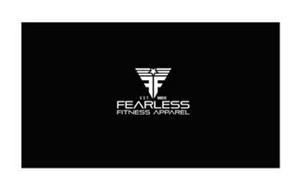 FF EST MMXVI FEARLESS FITNESS APPAREL