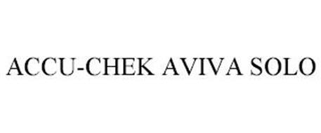 ACCU-CHEK AVIVA SOLO