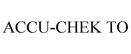 ACCU-CHEK TO