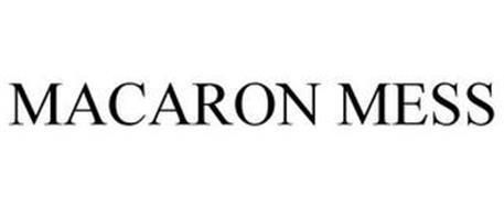 MACARON MESS