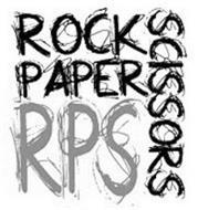ROCK PAPER SCISSORS RPS