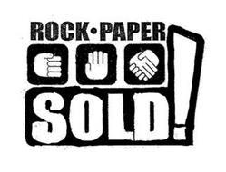 ROCK PAPER SOLD!