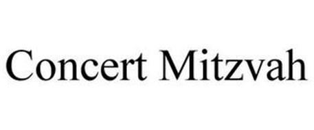 CONCERT MITZVAH