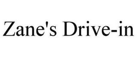 ZANE'S DRIVE-IN