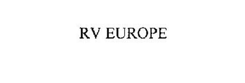 RV EUROPE