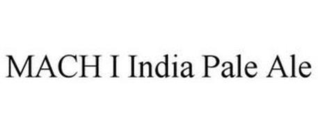 MACH I INDIA PALE ALE