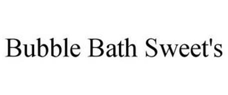 BUBBLE BATH SWEET'S