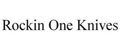 ROCKIN ONE KNIVES