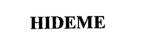 HIDEME