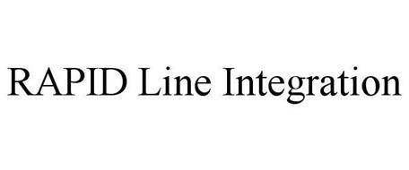 RAPID LINE INTEGRATION