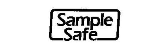 SAMPLE SAFE